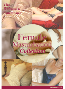 Female Masturbation Collection (7 DVD Set)